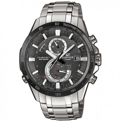 how to set time on casio edifice wave ceptor