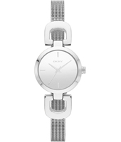 Reade D.Link  Fashionable Silver Ladies Watch with Mesh Strap