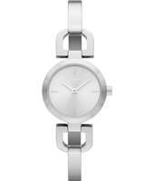Reade D-Link  Fashionable Silver Ladies Watch