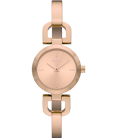 Reade D-Link  Fashionable Rose Gold Ladies Watch