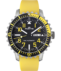 670.24.14 Marinemaster Yellow 42mm