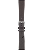Piel Napa<br />X2443 Micra strap 18mm Dark Grey
