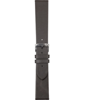 Piel Napa<br />X2443 Micra strap 20mm Dark Grey