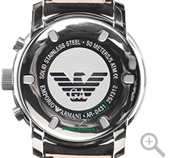 f087be2999fb Correas para relojes - correas Emporio Armani online