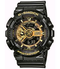 GA-110GB-1AER Garish Black 51.2mm