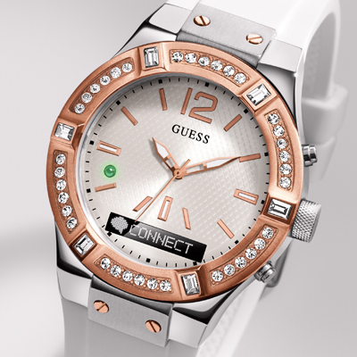 Connect Guess Setter Reloj Smart Jet C0002m2 dBQxoCWer
